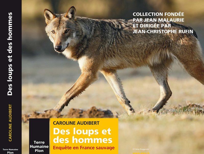 Parution Des loups et des hommes, Terre humaine