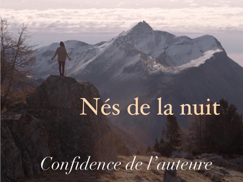 Film – confidence autour de «Nés de la nuit»